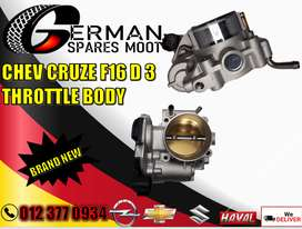 Chev new and used parts-Chev cruze F16D3
