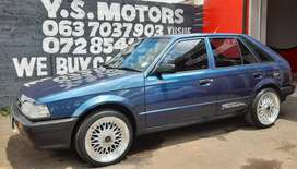 1996 Ford Tracer