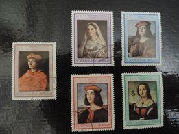 Почтовые марки CUBA