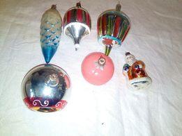 Новогодние игрушки, СССР