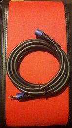 Przedłużacz Jack 3,5mm wt/gn 2m