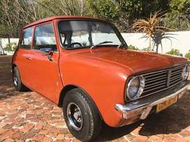 MINI LEYLAND 1974 - EXCELLENT CONDITION - DON'T MISS THIS