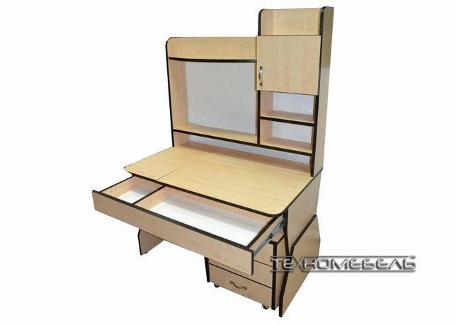 Парта-письменный стол с надстройкой от 3-х до 18 лет Киев - изображение 2