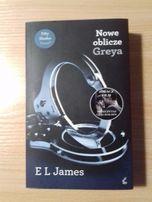 Nowe oblicze Greya - E L James jak NOWA