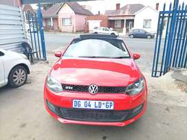 2012 Volkswagen polo 6 1.6 sunroof and leather seat
