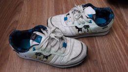 кроссовки ботинки ADIDAS натур кожа 34.5
