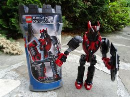 LEGO Knights Kingdom 8795 LORD VLADEK - UNIKAT!