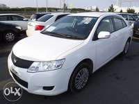 TOYOTA / ALLION CHASSIS # NZT260-548 year 2010 0