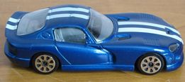 Игрушечная модель Dodge Viper gts