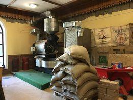 Послуга обсмаження вашої зеленої кави Услуга Обжарка зеленого кофе