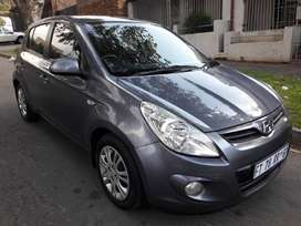 2010 model Hyundai i20 1.4 Fluid automatic