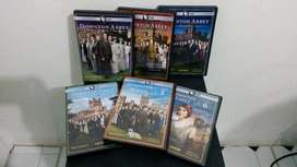 Downton Abbey complete dvd set for sale