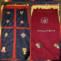 Буддийские дверные занавески шторы.