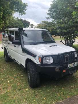 Mahindra Scorpio pik up 4x4
