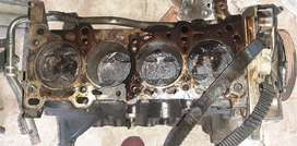 Mazda Astina Sub Assembly, head with cams also available.