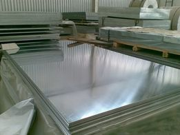 Лист алюминиевый Д16Т (2024) 5х1520х3020 мм