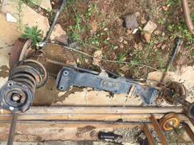 Toyota Tazz Rear Axel for sale