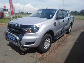 Ford Range  double bakkie 2017