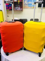 чехол для чемодана Coverbag, чехол на чемодан S