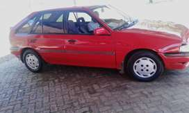 Ford laser second hand