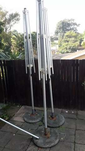 3 Umbrella stands R1200