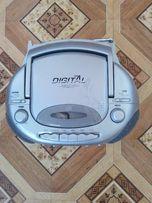 DAEWOO переносной CD радио касетный