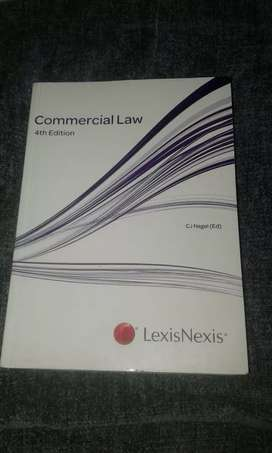 Commercial Law 4e
