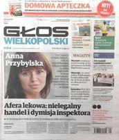 Głos Wielkopolski 2014 - Anna Przybylska, Kayah