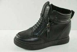 Демисезонные ботинки (сникерсы)