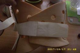 usztywniacz - zabezpieczenie odcinka szyjnego kręgosłupa