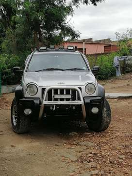 Automaic, 2.8crd 4x4 limited edition