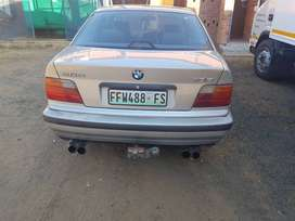Selling a bmw e36 with 327 small block v8