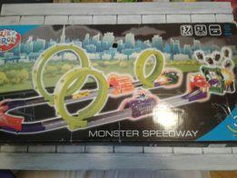 """Автотрек """"Monster speedway"""" Rik&Rok"""