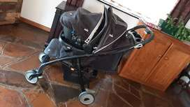 Joie peam travel system, excellent condition