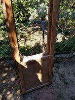Продаю деревянные: окна и дверь балконная