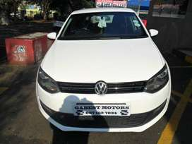 2013 polo6 1.6 with 89000km