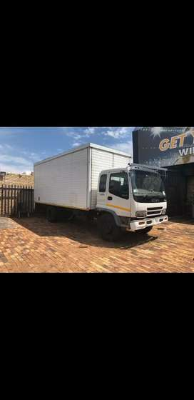Truck Hire - One day Special delivery from CPT to JHB