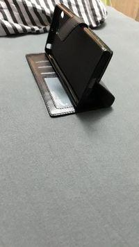 Kožený kryt Sony XZ Premium 0