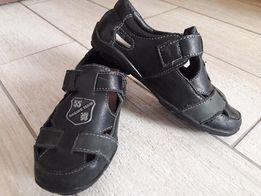 Кожаные туфли 28р.