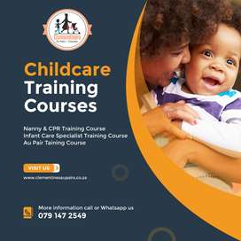 Childcare Training Courses at Clementines Agency