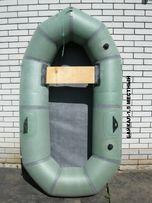 Лодка надувная резин полуторка баллон 35см.новая и др модели