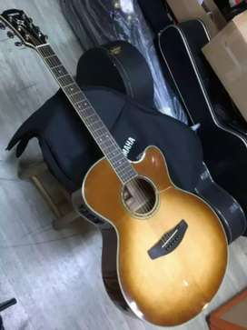 Trade my Yamaha APX700ii + case for electric guitar of same value