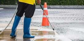 Waterproofing and high pressure cleaning