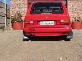 My car need tlc the I'm selling it for R23000