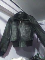 Куртка женская кожп