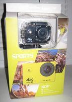 Экшен камера V3 4K, WiFi. Видеокамера для спорта. GoPro аналог.
