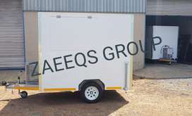 Food trailer for sale Hurry  Neg