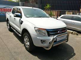 2015 Ford Ranger 3.2 Double cab