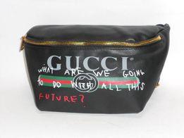 Gucci nerka saszetka czarna