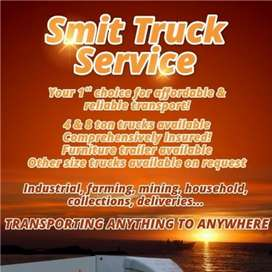 Truck Hire - with permits